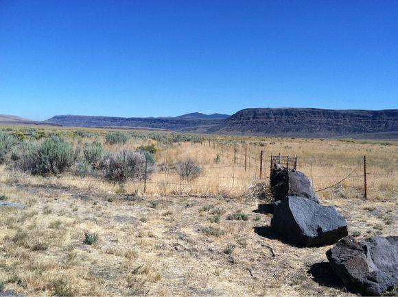 Highway 395, Oregon
