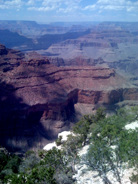 Standard iPhone Grand Canyon Shot